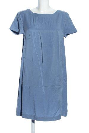 Yorn Kurzarmkleid blau Elegant