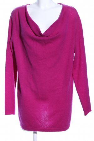 Yorn Wollpullover pink Casual-Look
