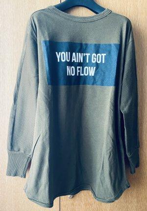 You ain't got no flow: cooles Longsleeve