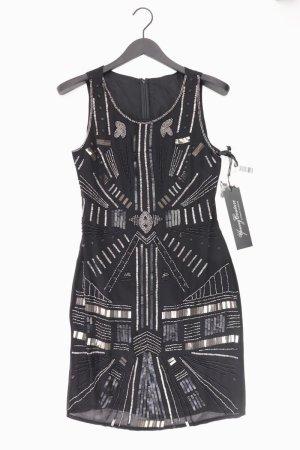 Young Couture Abendkleid Größe 36 neu mit Etikett Ärmellos mit Pailletten schwarz
