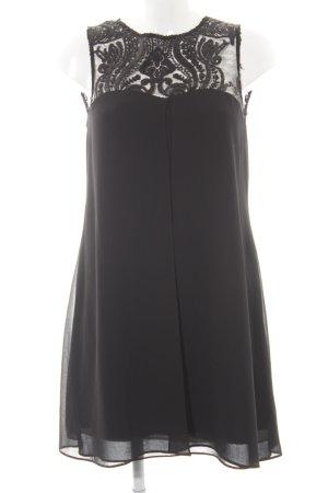 Young Couture by Barbara Schwarzer A-Linien Kleid schwarz Elegant