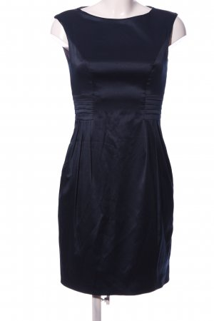 Young Couture by Barbara Schwarzer Abendkleid blau Business-Look
