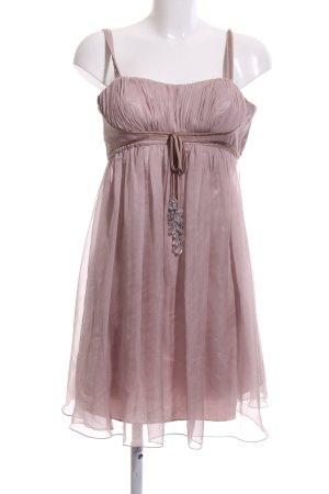 Young Couture by Barbara Schwarzer Vestido bustier rosa elegante