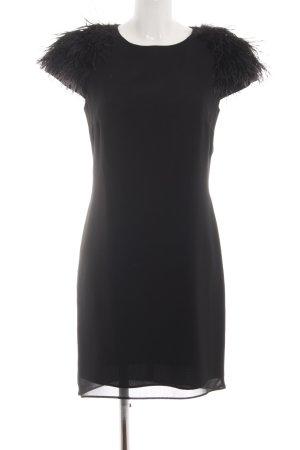 Young Couture by Barbara Schwarzer Kurzarmkleid schwarz Elegant