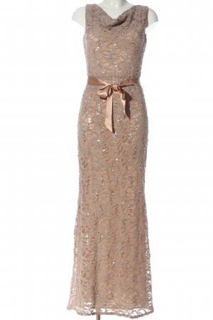 Young Couture by Barbara Schwarzer Maxikleid nude Elegant