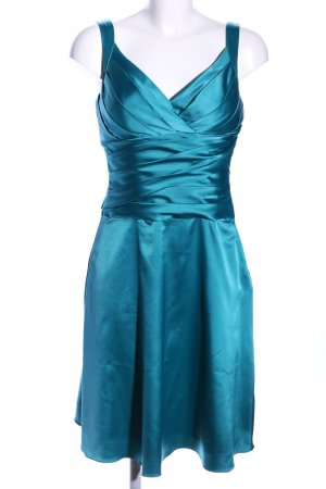 Young Couture Cocktailkleid blau Elegant