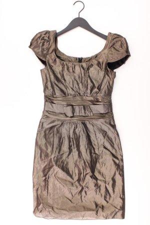 Young Couture Kleid braun Größe 34