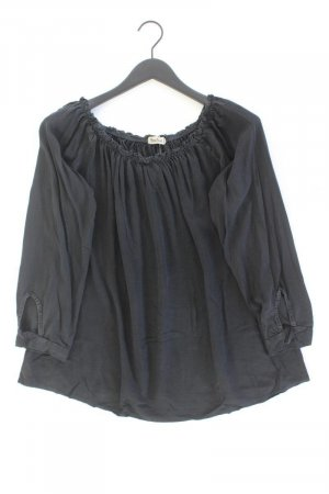 YOUNG SPIRIT Bluse Größe XL 3/4 Ärmel mit Carmen-Ausschnitt grau