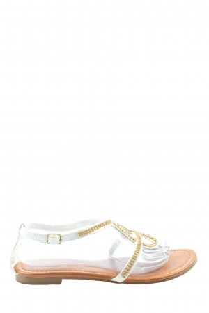 Young Spirit Dianette-Sandalen weiß Casual-Look
