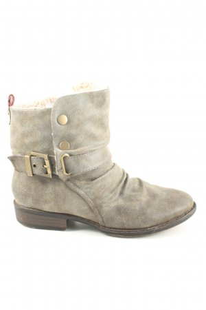 Young Spirit Short Boots light grey casual look