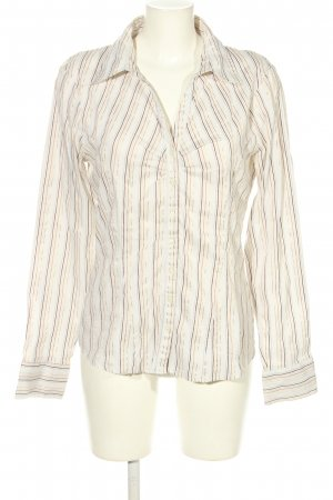 Young Spirit Langarm-Bluse Streifenmuster Casual-Look