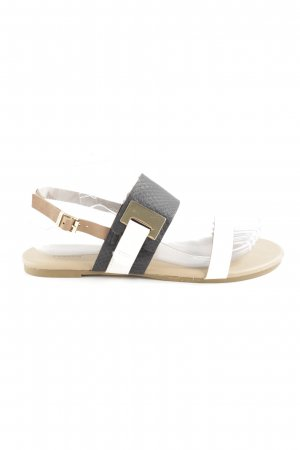 Young Spirit Riemchen-Sandalen mehrfarbig Elegant