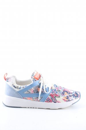 Young Spirit Schnürsneaker abstraktes Muster Casual-Look