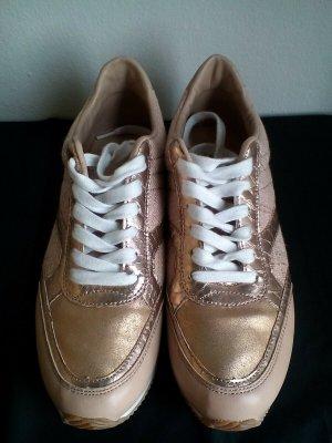 YOUNG SPIRIT Sneaker, Rosé/Gold, Gr 41