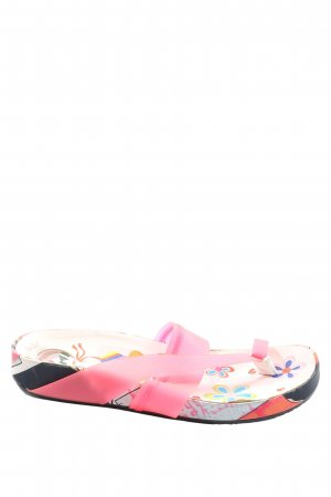 Young Spirit Beach Sandals pink casual look