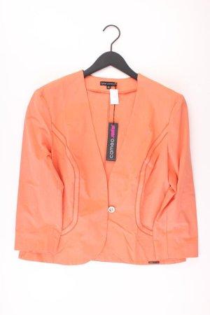 Your Cameo Blazer Größe 40 neu mit Etikett orange aus Baumwolle