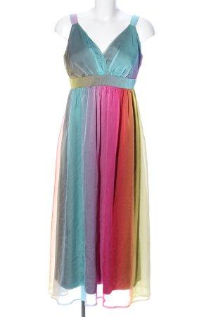 Your Life Your Fashion Chiffonkleid Farbverlauf Elegant