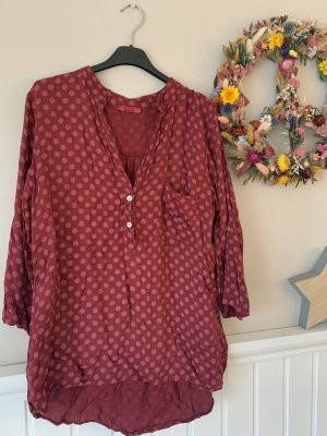 Your&Self Bluse Polka Dots One Size