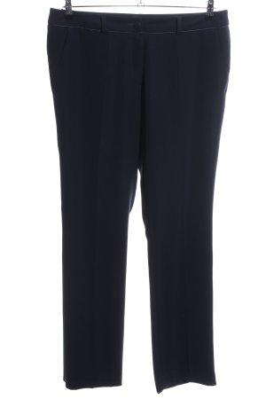 Your Sixth Sense Pantalón de vestir negro estilo «business»
