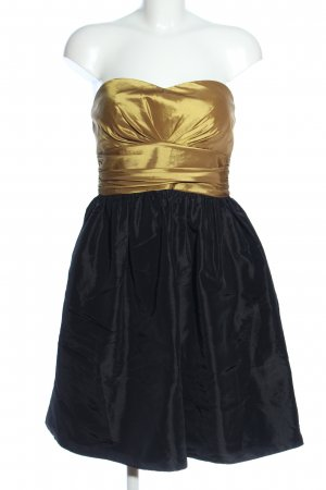 Your Sixth Sense Ballkleid goldfarben-schwarz Elegant