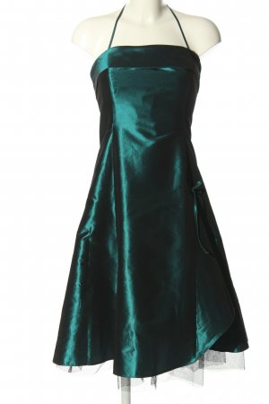Your Sixth Sense Sukienka gorsetowa zielony Elegancki