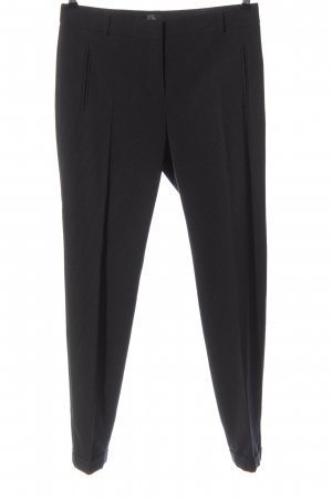 your Sixth sense  c&a Pantalón tipo suéter negro-blanco estilo «business»