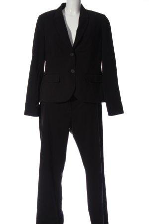 your Sixth sense  c&a Tailleur-pantalon noir style d'affaires