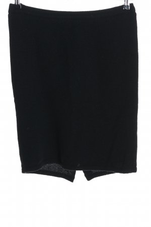 your Sixth sense  c&a Knitted Skirt black casual look