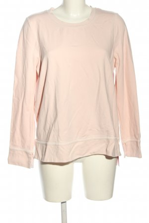 Your Sixth Sense Rundhalspullover pink Casual-Look