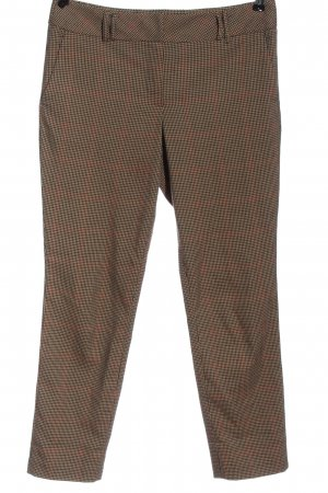 Your Sixth Sense Stoffhose Allover-Druck Casual-Look