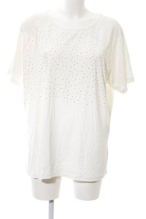Your Sixth Sense Camiseta blanco look casual