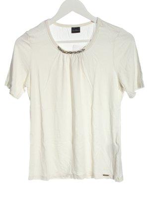 Your Sixth Sense Camiseta blanco puro look casual