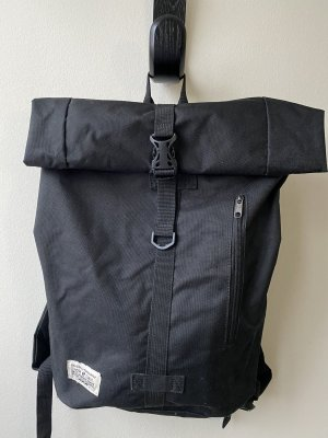 Trekking Backpack black-white