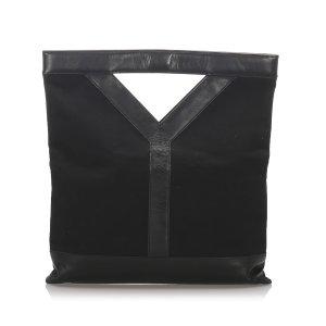YSL Canvas Handbag
