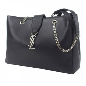 YSL Cassandre Shopping Tote Bag