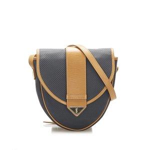 YSL Coated Canvas Crossbody Bag