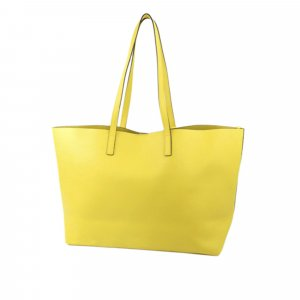 YSL East West Leather Shopping Tote Bag