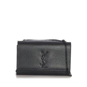 YSL Kate Leather Crossbody Bag