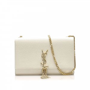 YSL Kate Leather Shoulder Bag
