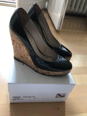 ySL lack Schuhe