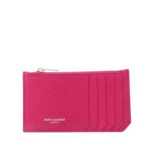 YSL Leather Card Holder