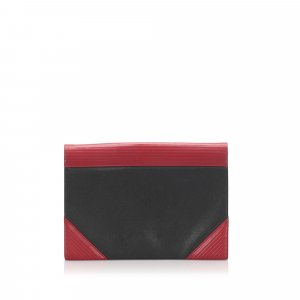 YSL Leather Clutch Bag