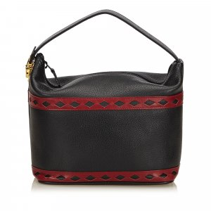 YSL Leather Handbag