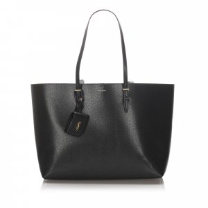 YSL Leather Tote Bag