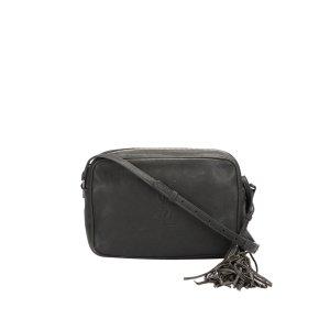 YSL Lou Leather Crossbody Bag