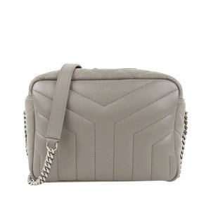 YSL LouLou Leather Crossbody Bag