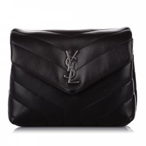 YSL LouLou Toy Leather Crossbody Bag