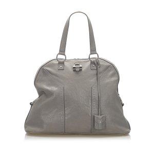 YSL Muse Leather Handbag