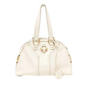 YSL Muse Leather Shoulder Bag