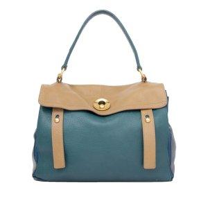 YSL Muse Two Leather Handbag